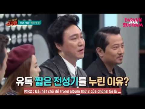 [Vietsub] Mr.H của Dara là ai?? (SM Dara