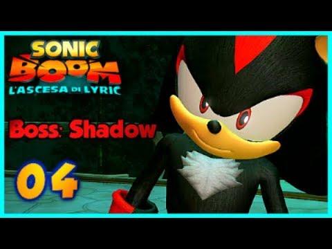 Sonic Boom: L'ascesa Di Lyric (ITA)-4-Boss Battle: Shadow