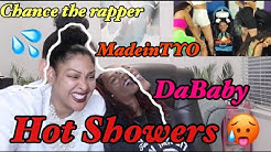 Chance The Rapper| MadeinTYO| DaBaby| Hot Shower!!| Official Reaction Video!!
