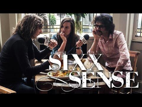 Sixx Sense Interviews The Darkness (Uncensored)