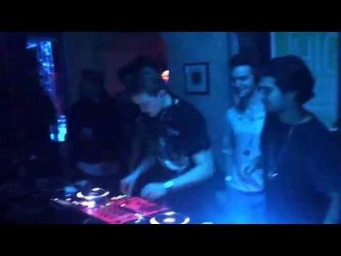 Disclosure, Ardalan & Justin Jay - Private party Coachella