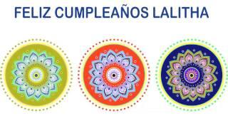 Lalitha   Indian Designs - Happy Birthday