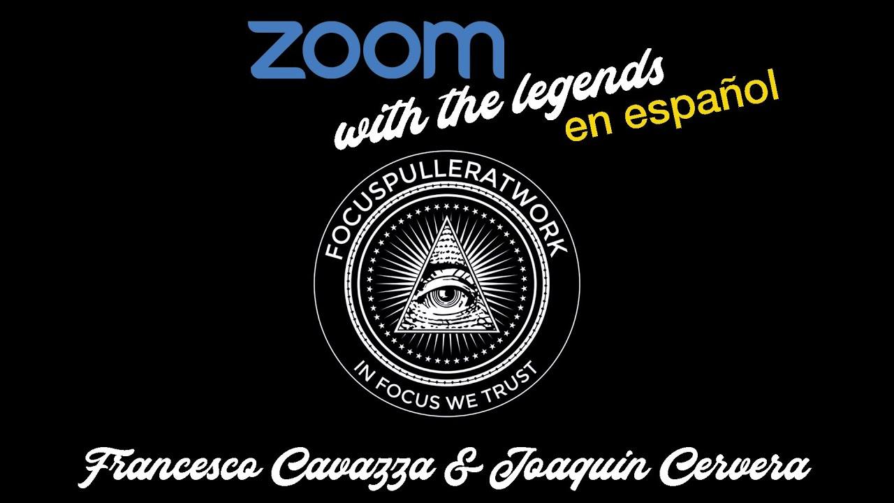 Zoom with the legends EP 3 - en Español