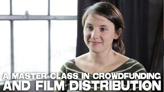 Crowdfunding & Film Distribution Masterclass - Full Interview with Emily Best (SEED&SPARK CEO)