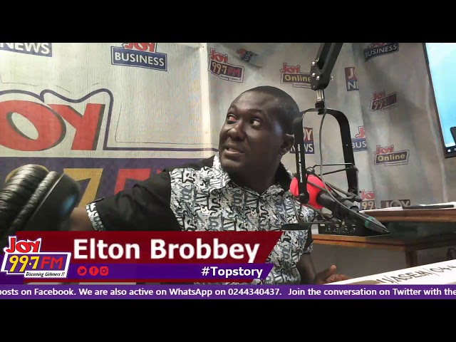 #Topstory on Joy FM (21-11-18)