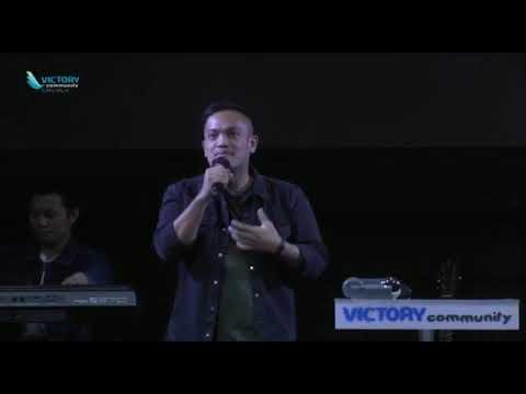 TEDDY ANDREW ( Cover ) - SELALU BERSAMAKU - Sidney Mohede, Victory Community Church Surabaya