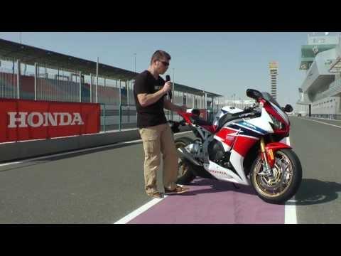 Honda CBR 1000 RR SP Fireblade 2014 : Essai d'une pépite, au pays de l'or noir !