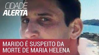 Maria Helena: Cidade Alerta entra no local do suposto crime e fala com a mãe do suspeito