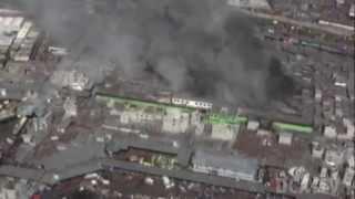 Continúa evaluación de daños en estructura de mercado La Terminal