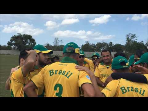 BRASIL VS COLOMBIA MENS CRICKET MATCH