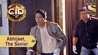 Your Favorite Character | Abhijeet Saves His Team's Lives | CID