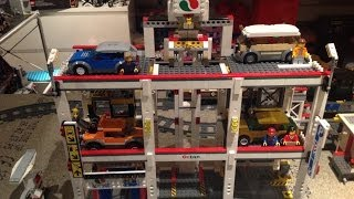 Lego 4207 City Garage, Released 2012, Time Lapse Build. Cancel