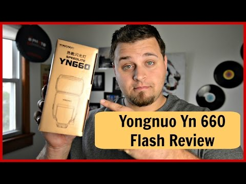 Yongnuo YN-660 Flash Review-The Most Powerful Flash Under $100