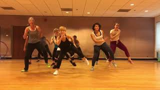 """waka waka"" by shakira is an oldie but a goodie and we just can't get enough of it! enjoy this excellent easy-to-follow dance fitness routine for total body ..."