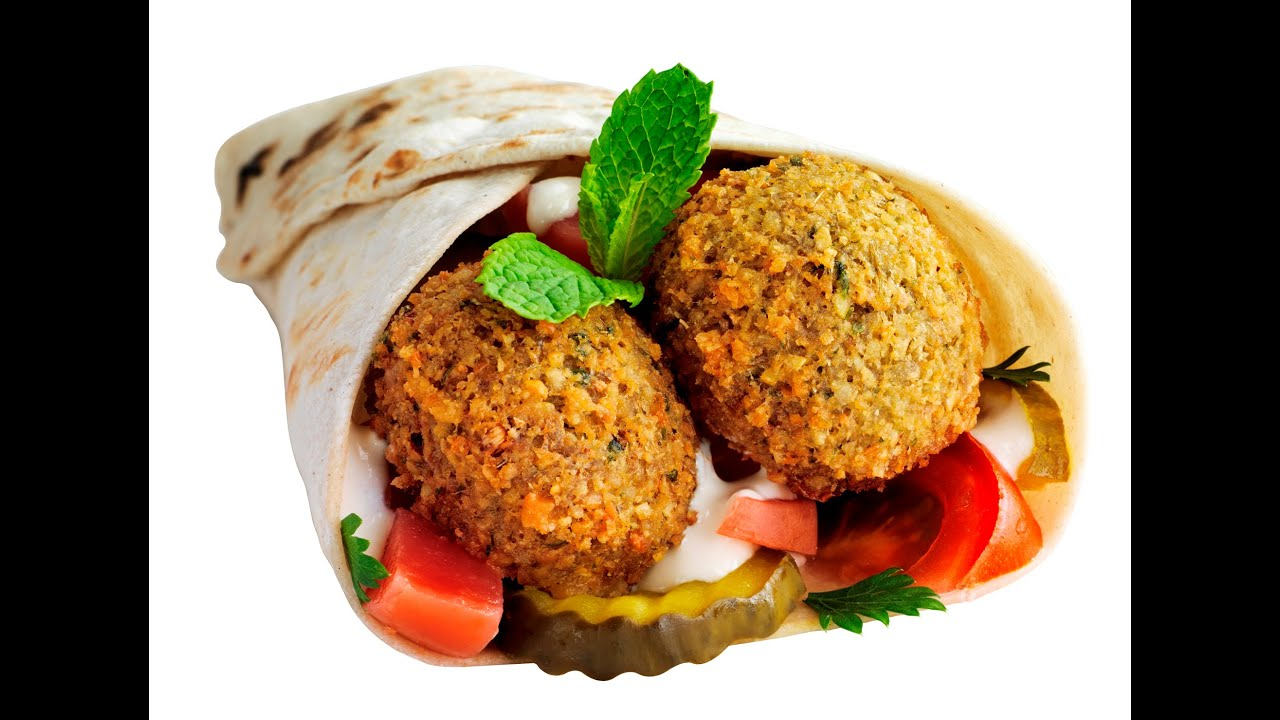 How To Make Lebanese Falafel - Sandwich Falafel - طريقة ...