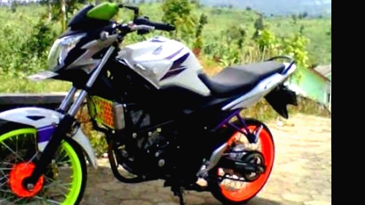 modifikasi motor cb150r terbaru - bahan modifikasi - youtube