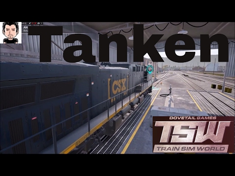 Train Sim world Part 5 Zug tanken Trian Simulator Wold
