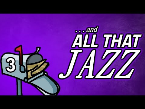 """All That Jazz #3 - """"WHERE IS SPACE TOURISM!?"""" and Future Plans"""
