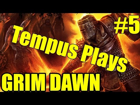 Let's Play Grim Dawn #5 Action Role Playing Game
