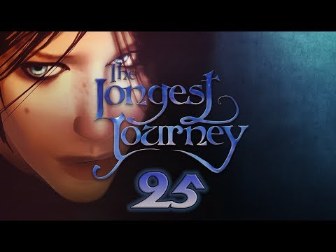 The Longest Journey Part 25 - Not In the Least Bit Suspicious