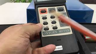 How to use Dissolved Oxygen Me…