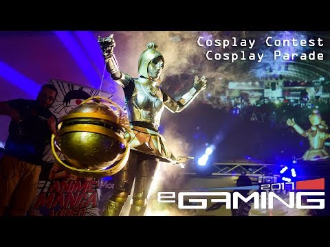 [eGaming] Cosplay Contest & Parade 2017 (1080p / 60fps / Thessaloniki / Greece / 16-17.09.2017)