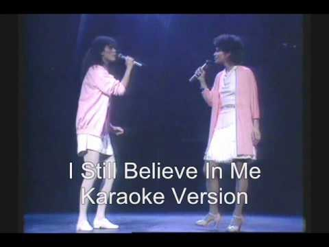 Kids From Fame I Still Believe in Me Karaoke Version.wmv