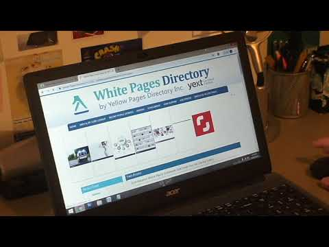White Pages General Use