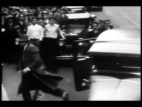 Al Capone Goes To Jail 1931