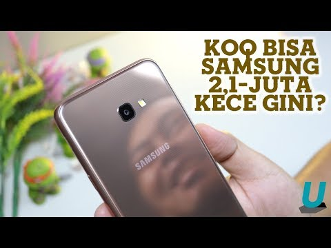 5 MENIT Unboxing Samsung Galaxy J4+ (J4 Plus) Warna GOLD