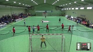 2019年IH ハンドボール 女子 2回戦 華陵(山口)VS 横浜平沼(神奈川)