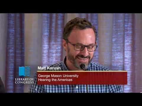 Radio Preservation Task Force 2: Material & Digital Curation