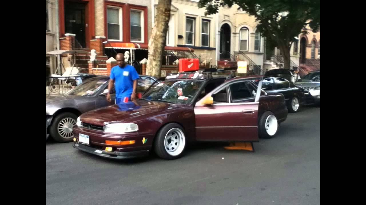 Stance Camry Youtube