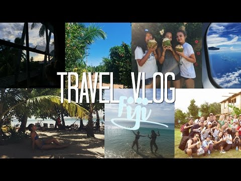 travel vlog: fiji