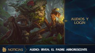 Ivern Voz e Interaciones Español | League Of Legends