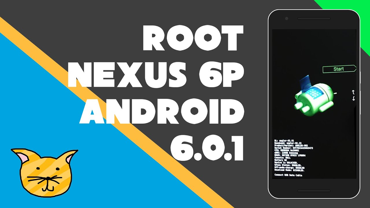 How to Root Nexus 6P on Android 6.0.1 (MMB29M+)
