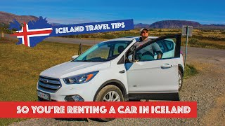 Iceland Travel Tips   Renting A Car In Iceland