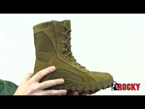 Rocky S2V Steel Toe Tactical Military Boot Style# - RKC053