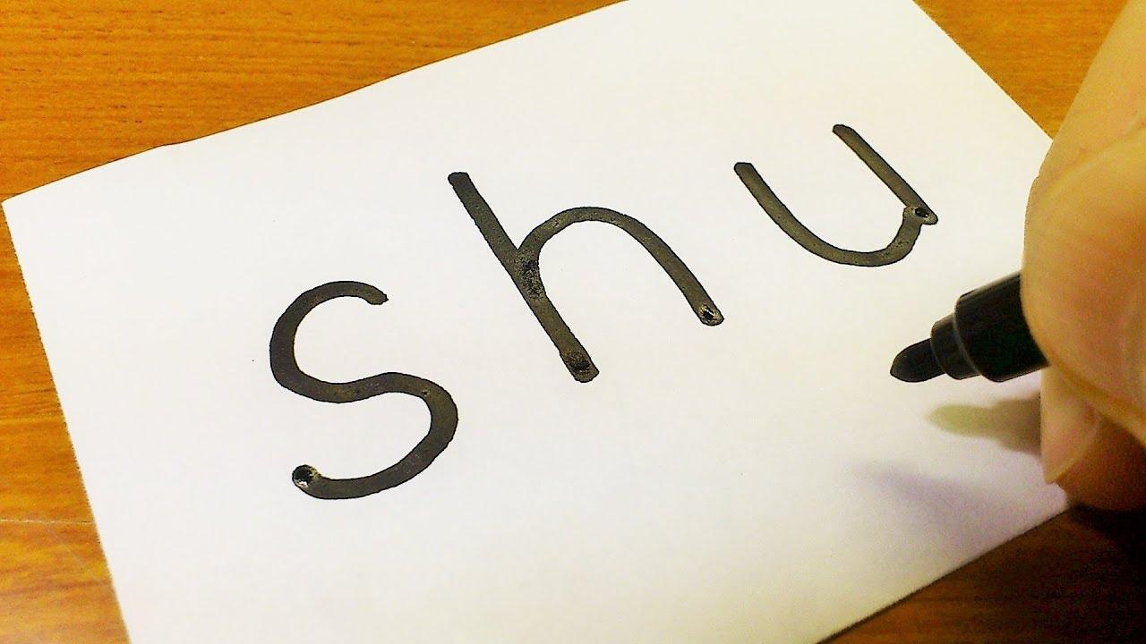 How To Draw Shu Shu Kurenai Beyblade Burst Using How To Turn Words Into A Cartoon Youtube