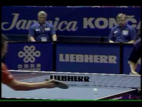 transcending table tennis the best game ever played in slow motion for learning youtube. Black Bedroom Furniture Sets. Home Design Ideas