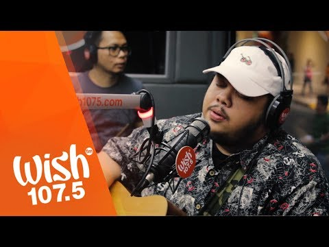 "Mayonnaise performs ""Synesthesia"" LIVE on Wish 107.5 Bus"