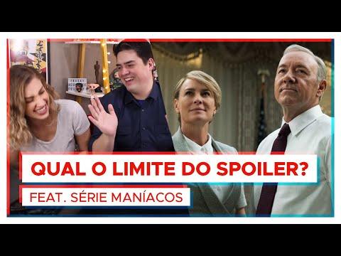 QUAL O LIMITE DO SPOILER? feat Série Maníacos