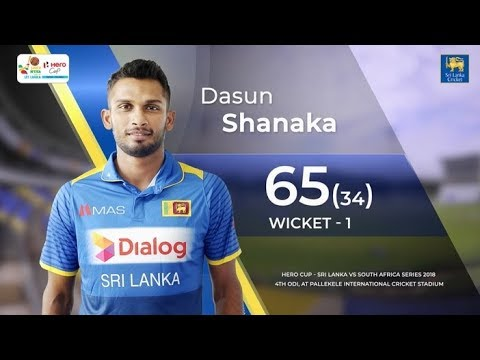 Hero of the Match: Dasun Shanaka's match winning all-round performance