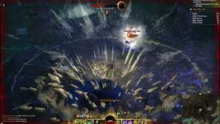 Guild Wars 2: Demongrub Pits Jumping Puzzle Guide (Queensdale)