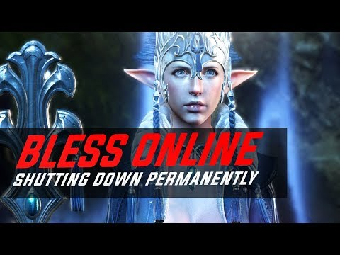 Bless Online Is Finally Shutting Down