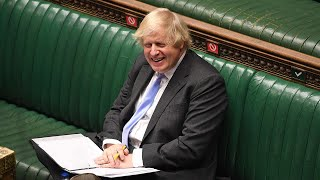 video: Boris Johnson accused of 'dodgy answer' after defending test and trace system