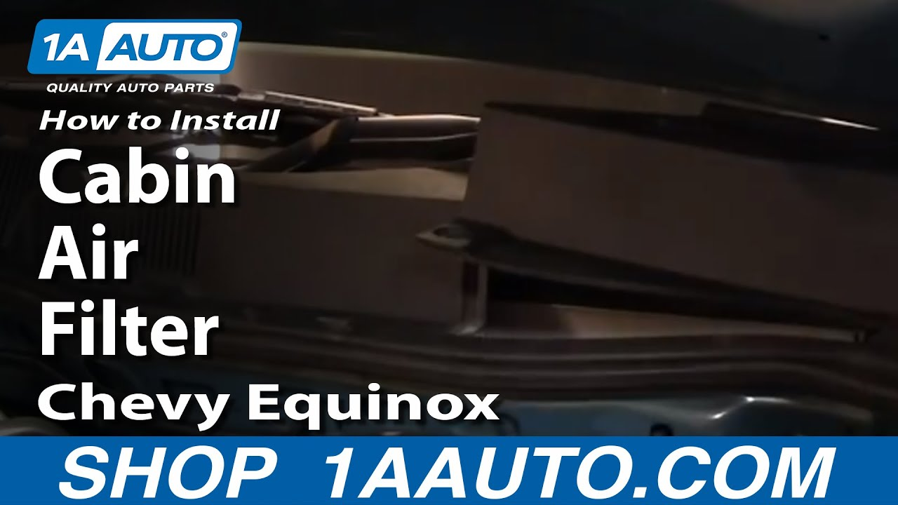 2009 equinox fuel filter [ 1280 x 720 Pixel ]