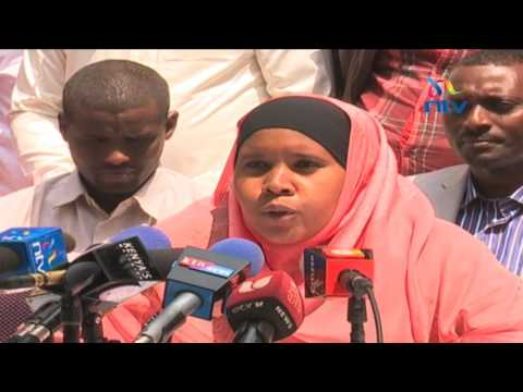 Wajir politics: Team to unveil new list of aspirants to face off with governor