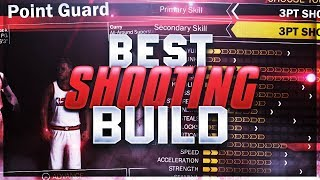 Nba 2k18 tips: best shooting build!! how to shoot in nba 2k18 effectively!
