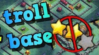 EL PASILLO DE LA MUERTE!!!// TROLL💀🛢//Clash of Clans